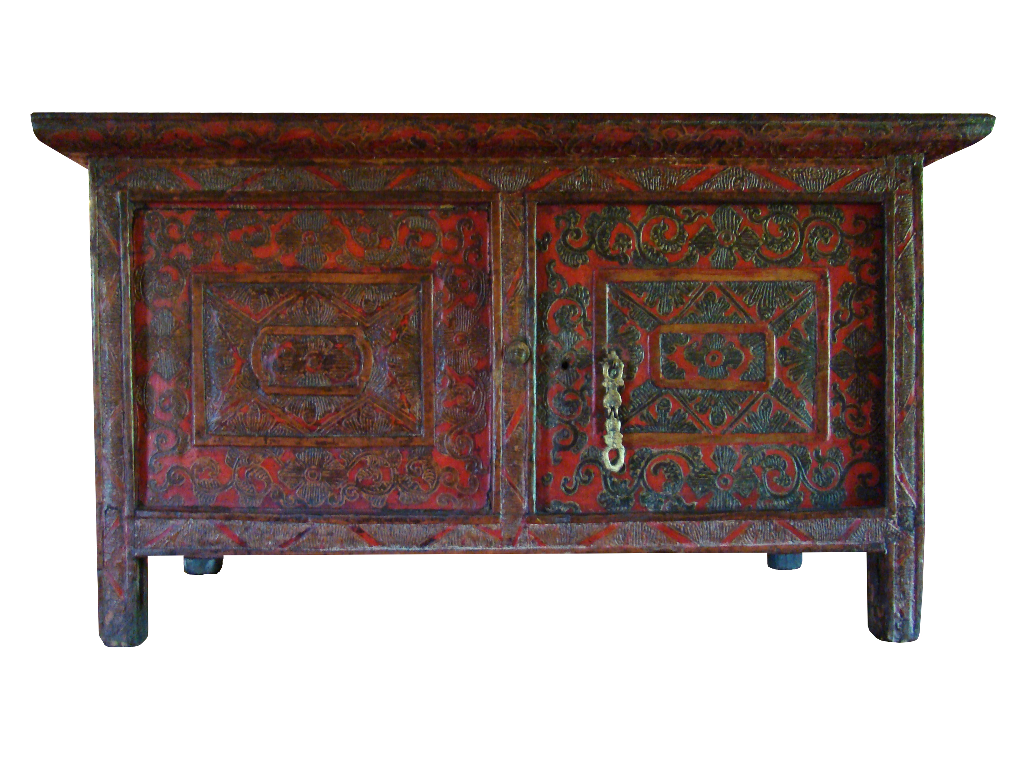 Chinese Scholars Cabinet 1