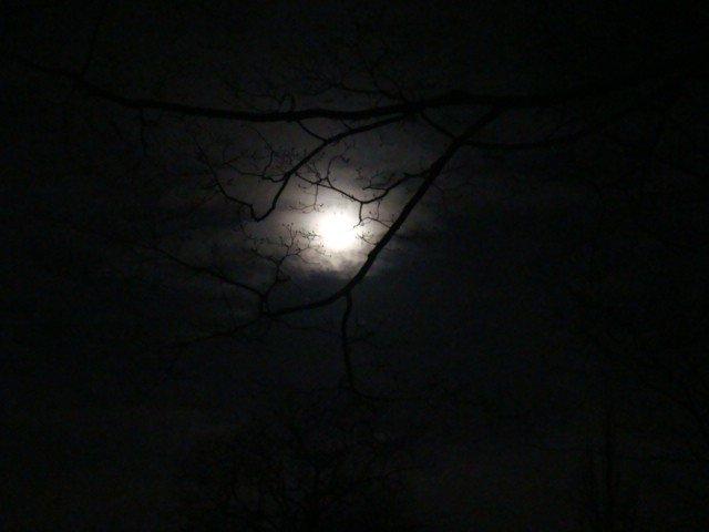 darkness od sky